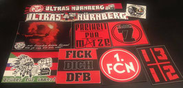 Nürnberg Szeneklebermix 12073