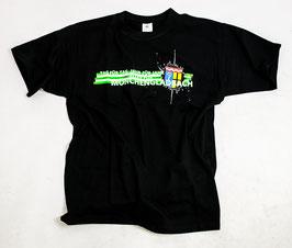Gladbach Tag für Tag Shirt Schwarz