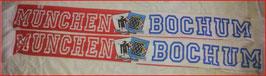 München Bochum Freundschaftsschal
