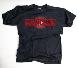 München Nr1 Meine Liebe Shirt Dunkelgrau