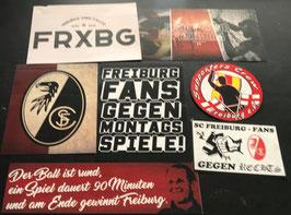 Freiburg Szeneklebermix 6825
