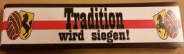 150 Stuttgart Tradition bewahren Aufkleber
