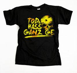 Dortmund Tod und Hass Ganz Ge Shirt Schwarz