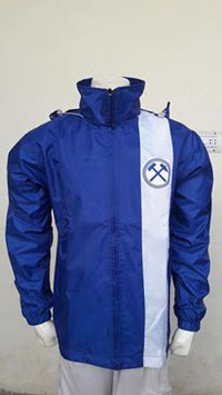 Gelsenkirchen Hämmer Windbreaker