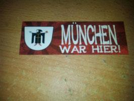 150 München war hier