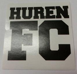 150 Huren FC Aufkleber