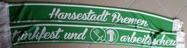 Bremen Trinkfest Seidenschal