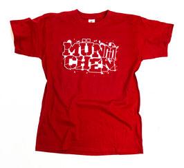 München Shirt Rot