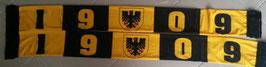 Dortmund 1909 Balken Seidenschal