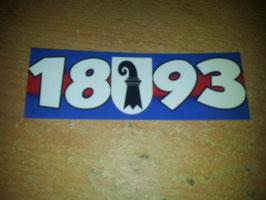 1893 + Stadtwappen Basel