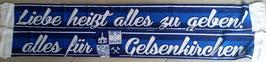 Gelsenkirchen Liebe Seidenschal
