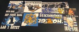 Göteborg Szeneklebermix 6493