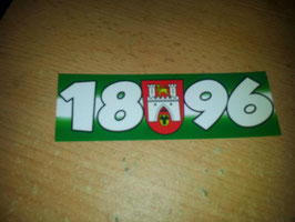 1896 + Stadtwappen Hannover