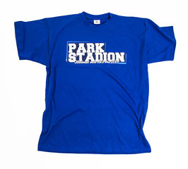 Gelsenkirchen Parkstadion Shirt Blau