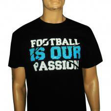 Football is our passion T shirt