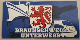 Braunschweig unterwegs Aufkleber