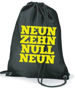 Dortmund Turnbeutel Neunzehnnullneun
