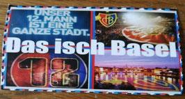 Basel Das Isch Basel Aufkleber