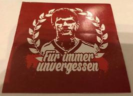 150 Köln Banach für immer unvergessen Aufkleber