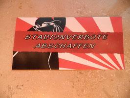 Stadionverbote Abschaffen