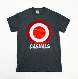 Casuals Roter Kreis Shirt