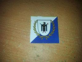 150 Stadtwappen München Blau