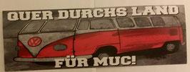150 München Quer durchs Land für Muc
