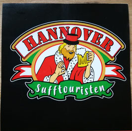 Hannover Sufftouristen Aufkleber