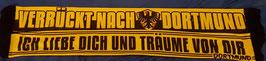 Dortmund verrückt nach dir Seidenschal