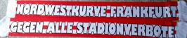 Frankfurt Gegen alle Stadionverbote Seidenschal