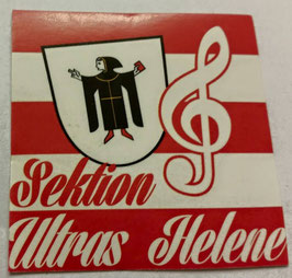 150 München Sektion Ultras Helene Aufkleber