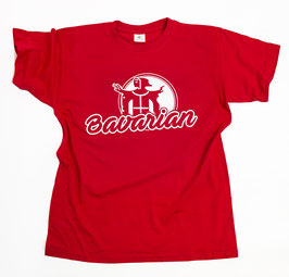 München Bavarian Shirt Rot