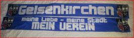 Gelsenkirchen Stadt Seidenschal