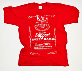 Köln Jack Shirt Rot