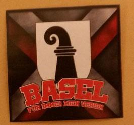 150 Basel für immer mein Verein Aufkleber