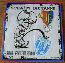 Basel Schaiss Lausanne Aufkleber