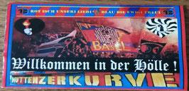 Basel Willkommen in der Hölle Aufkleber