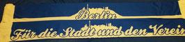 Berlin für die Stadt und den Verein Seidenschal