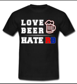 Love Beer Hate RB Shirt