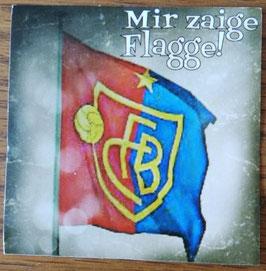Basel Mir Zaige Flagge Aufkleber