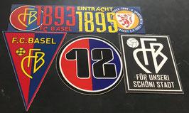 Basel Szeneklebermix 6807