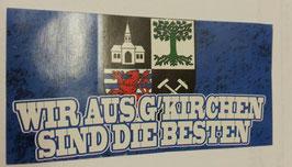 150 wir aus Gelsenkirchen sind die Besten Aufkleber