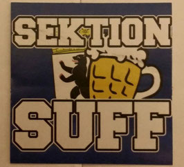 150 Berlin Sektion Suff Aufkleber