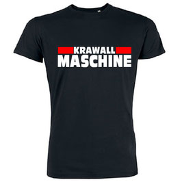 Krawallmaschine Shirt schwarz