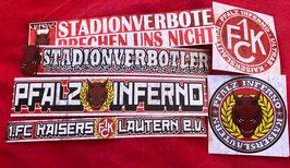 Kaiserslautern Szeneklebermix 6042