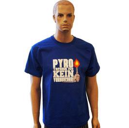 Pyro Shirt Blau 1