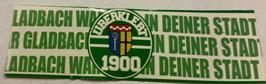 150 Gladbach war in deiner Stadt Aufkleber