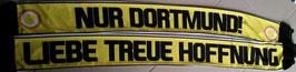 Dortmund Liebe Treue Hoffnung Seidenschal