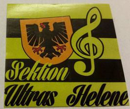 150 Dortmund Sektion Ultras Helene Aufkleber