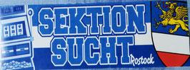 Rostock Sektion Sucht Aufkleber